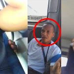 Brezilya'da bir toplu taşıma da arka koltuğunda ki adam tarafından taciz edilen kadın olayı bir kaç süre sonra fark ettikten sonra göğüs kısmında bir hareket hissedince telefonun ön kamerasını açıp sapığı yakaladı ve insan sinirini alt üst eden o görüntüler