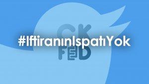 Twitter Gündemi: #IftiranınIspatıYok Etiketi Altında Paylaşılanlar!