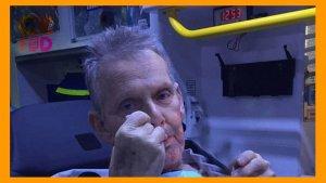 Ambulans'ta Ölmek Üzereyken Karamelli Dondurma İsteyen Adam!
