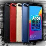 A101 için Özel Honor 7 Modeli Üretilecek!