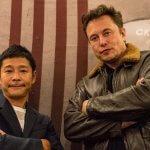 SpaceX, 2023 Yılında Ay'a Bir Japon Milyarder Gönderecek!