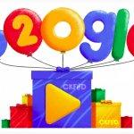 Google 20. Yaş Gününü Özel Doodle ile Kutluyor!