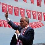 Muharrem İnce: İstanbul'u Kazanan Cumhurbaşkanlığını Alır