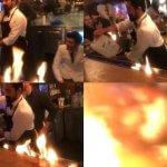 Nusr-et'ten Çıkan Yangın Hakkında İlk Açıklama!