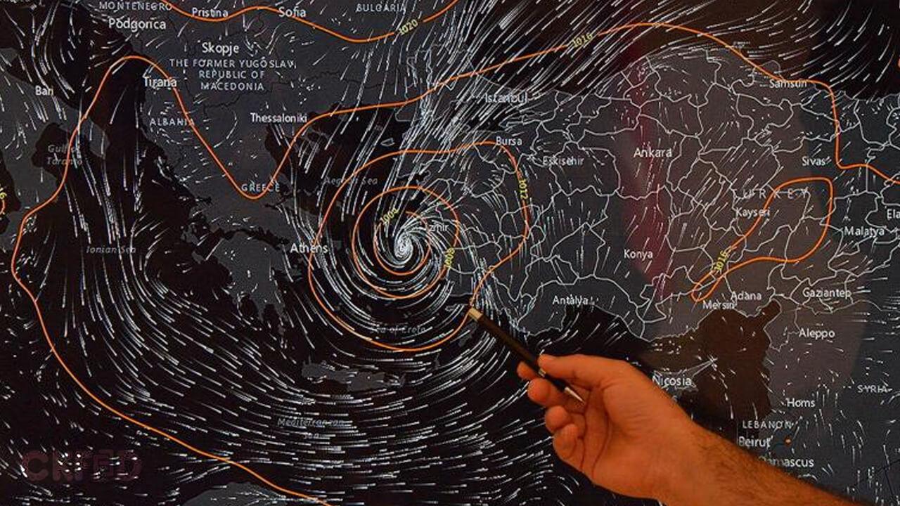 Tropik Fırtına Öncesi Alınması Gereken Önlemler!
