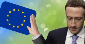 Facebook, Avrupa Birliğinin Denetimine Hayır Diyebilir!