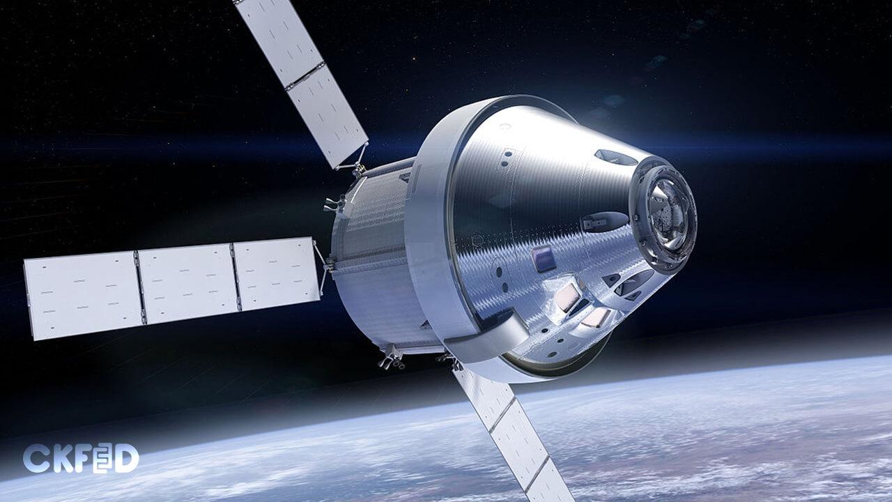 NASA Orion Test Kapsülü ve Kurtarma Donanımını Göstermek İçin Medyayı Davet Etti!