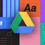 Chrome'dan Sonra Google, Drive Uygulamasının Tasarımınıda Yeniledi.