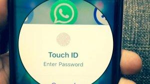 WhatsApp'a Face & Touch ID ile Kilitleme Özelliği Geliyor