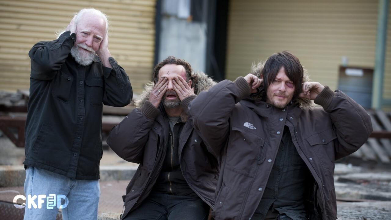 The Walking Dead Oyuncusu Scott Wilson Öldü!