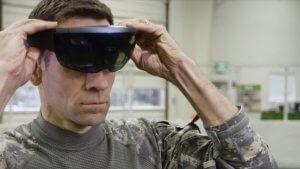 Microsoft HoloLens Savaşa Katılıyor!