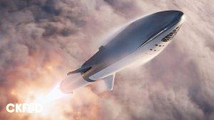 SpaceX'in Sonraki Büyük Roketinin Yeni Bir Adı Var