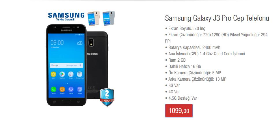 BİM Mağazalarına Uygun Fiyatlı Samsung Telefonlar Geliyor!