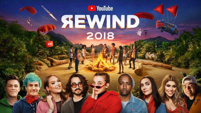 YouTube Rewind 2018 Yayınlandı: Türk YouTuber Var!