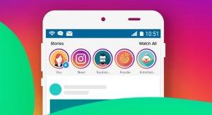 Instagram Yine Snapchat'ten Özellik Çalmaya Devam Ediyor