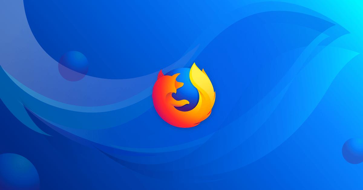 Firefox 64 Güncellemesi ile Gelen Harika Yenilikler!