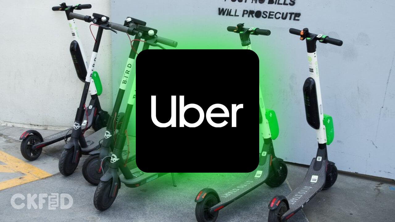 Uber E-Scooter Şirketi Bird Veya Lime'ı Satın Alıyor - CKFeed