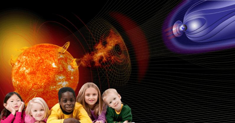 Bir Grup Öğrenci Güneş Fırtınasının Sesini Nasıl Keşfetti?