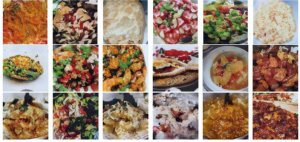 Nefarious Adında ki Yapay Zeka, Olmayan Yemeklerin Fotoğrafını Yaratıyor