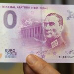 Avrupa Merkez Bankası, Mustafa Kemal Atatürk'e Özel Euro Bastı!