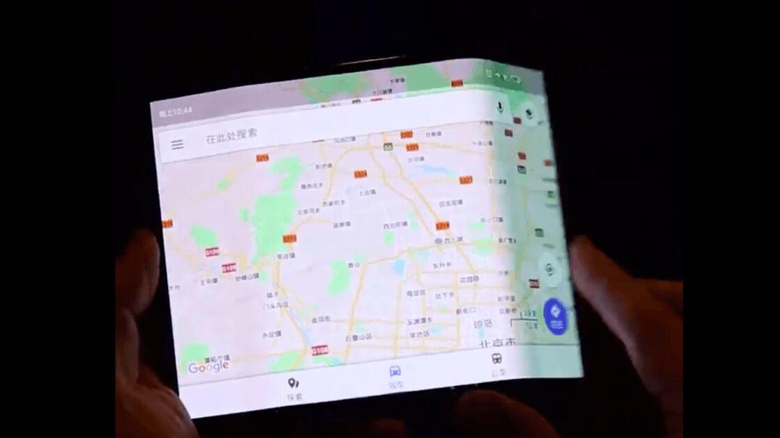 Xiaomi, Üç Kez Katlanabilen Bir Telefon Geliştiriyor!