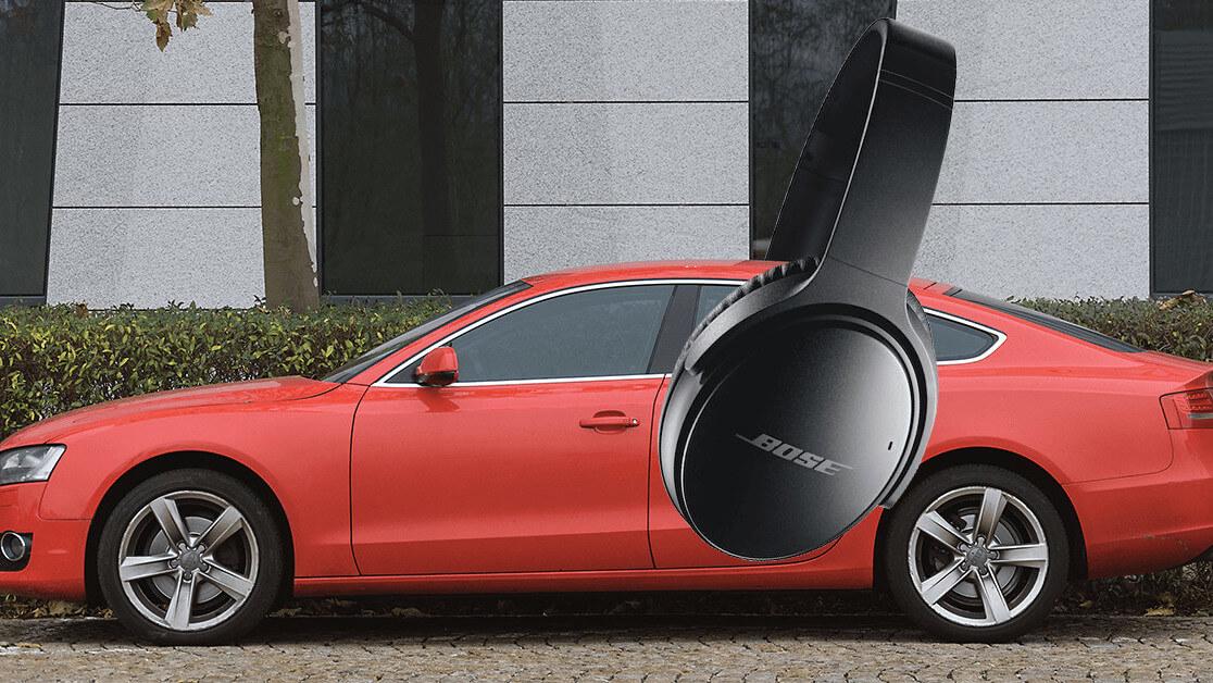 Bose, Gürültü Önleyici Teknolojisini Otomobillere Getiriyor