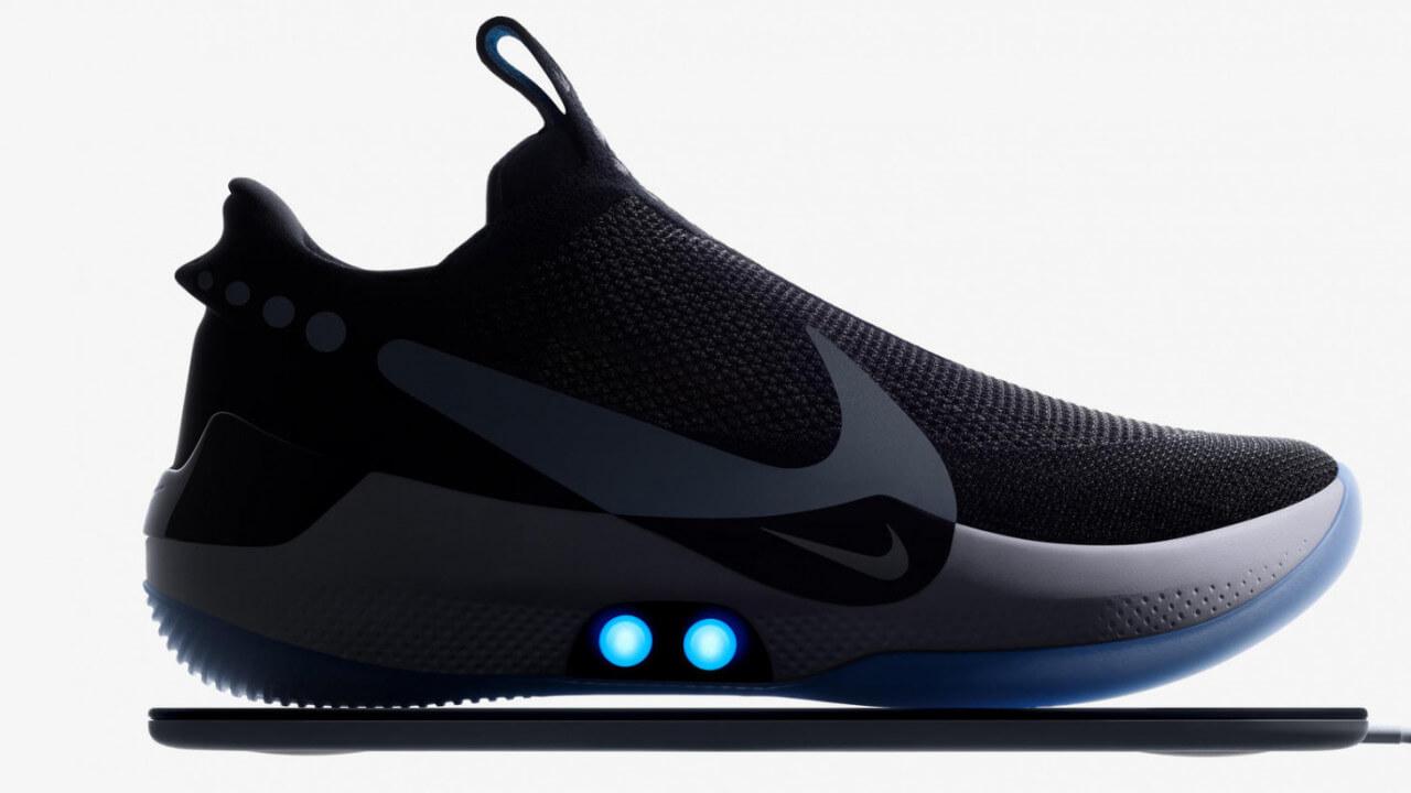 Nike, Giyilebilir Akıllı Ayakkabı Üretimine Giriyor!