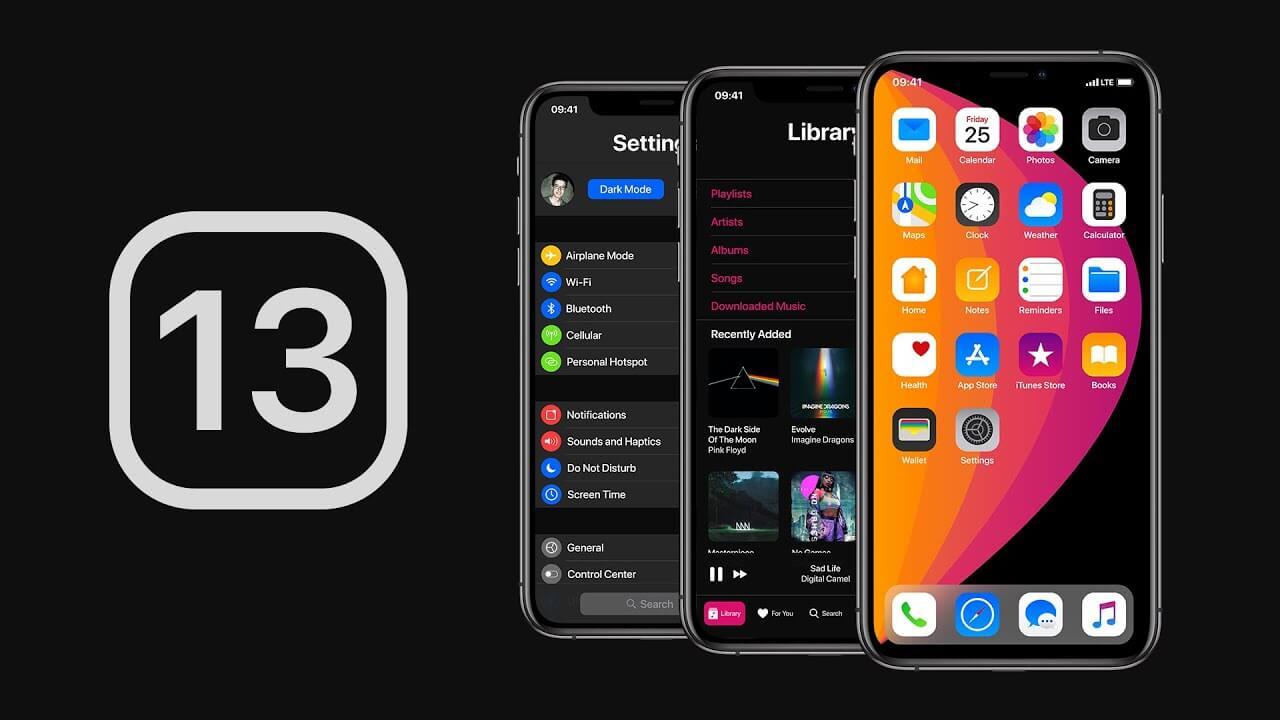 Tim Cook'un Kesinlikle Yapması Gereken iOS 13 Konsepti