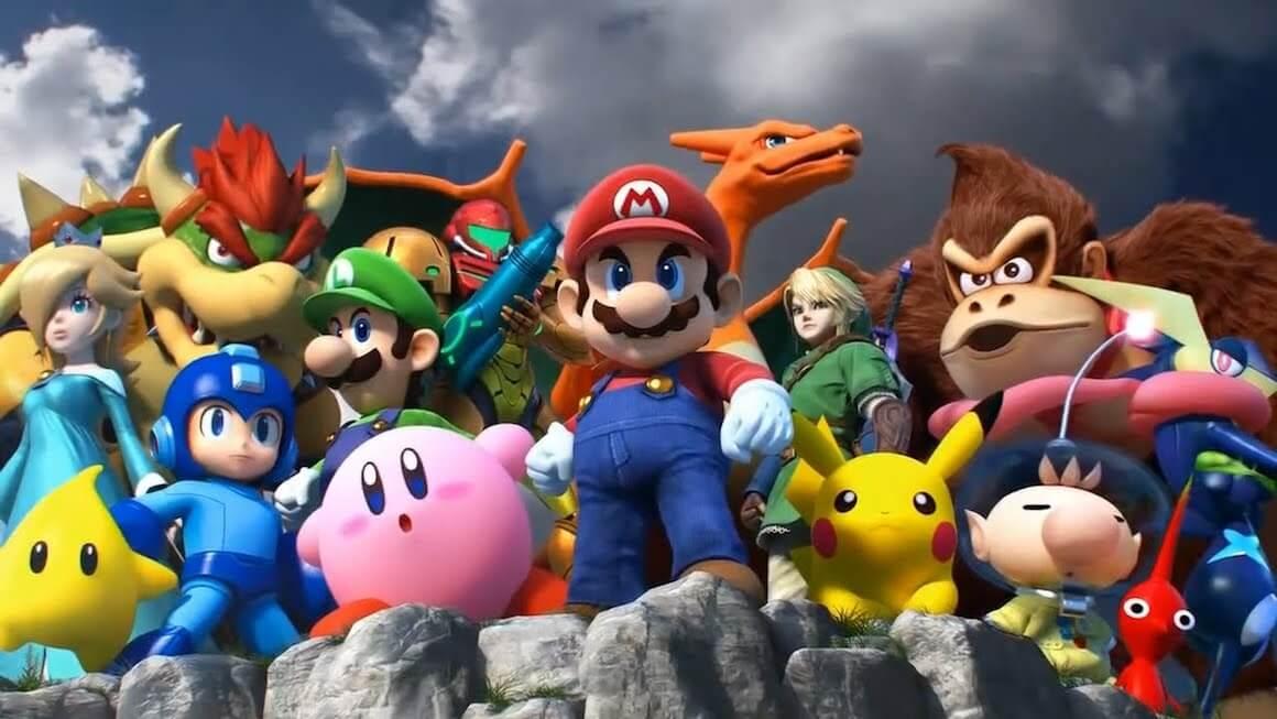 Super Smash Bros. Ultimate Version 2.0 Gelecek Hafta Geliyor