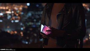 Samsung, Katlanabilen Akıllı Telefonunun Reklam Videosunu Sızdırdı!