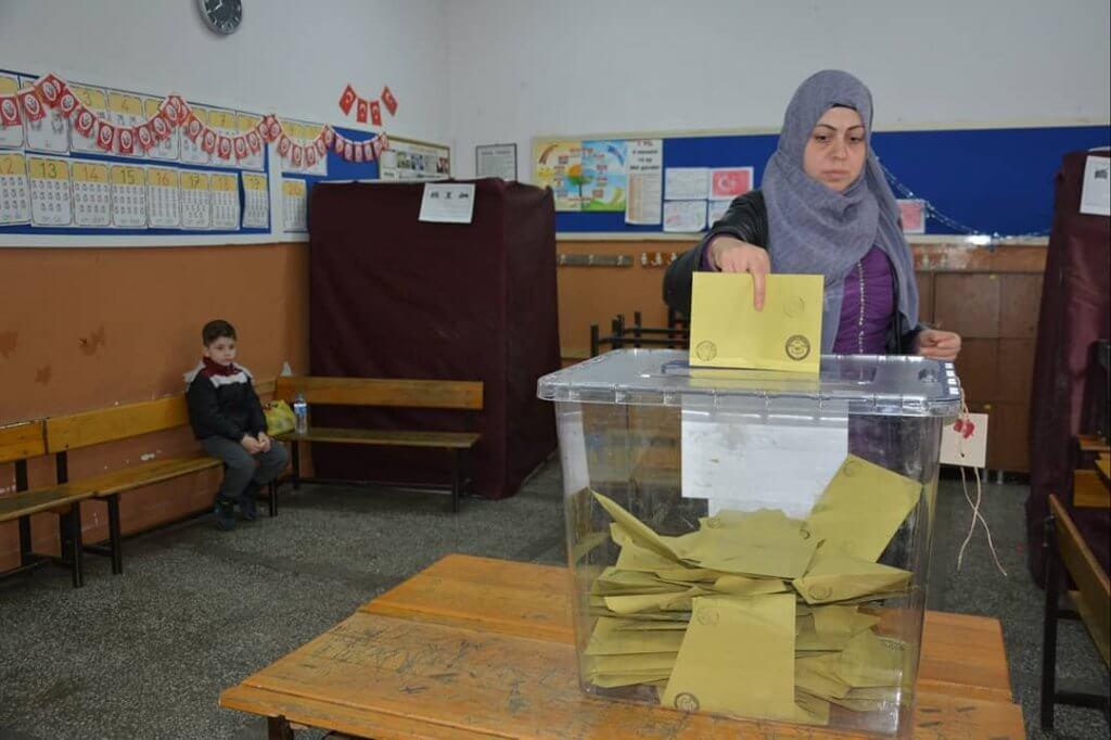 #YerelSeçim2019 - Türk Vatandaşı Olan Suriyeliler!