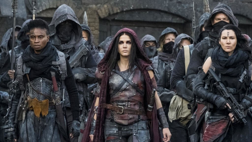 The Red Queen - 5. Sezon - The 100