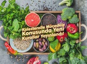 Kolesterolle Mücadele Konusunda Yeni Kurallar Yayınlandı