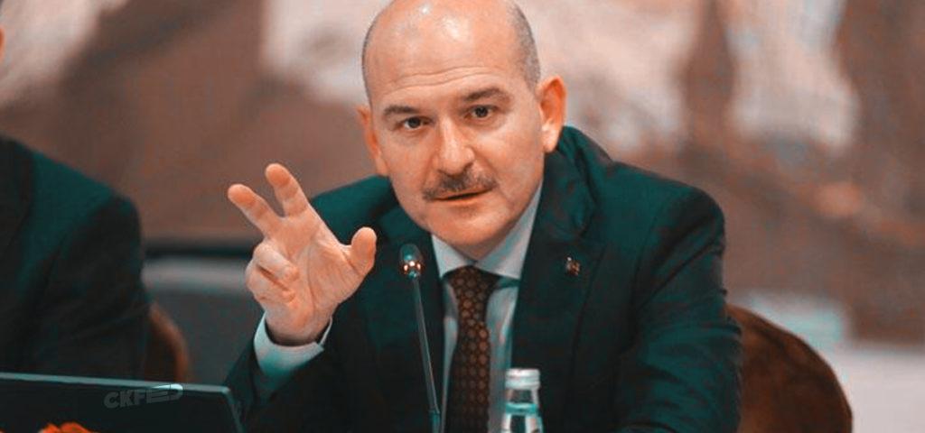 """Süleyman Soylu'nun """"OH"""" Sözü Twitter'da Gündem Oldu"""