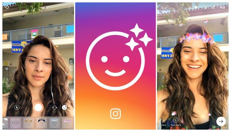 Instagram Filtreler | Instagram Müzik Özelliği Türkiye'de!