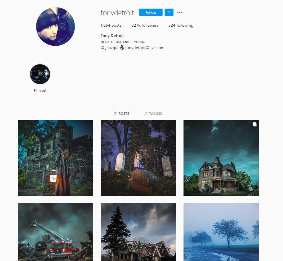 En Korkutucu 3 Instagram Hesabı