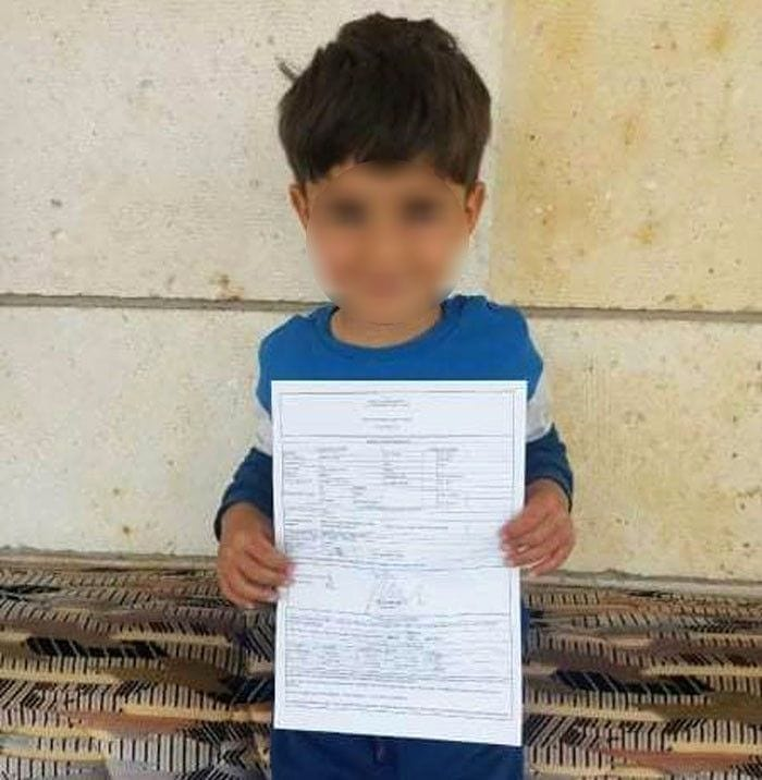 Nevşehir'de 4  Yaşındaki Çocuğa 3.150 ₺ Para Cezası!