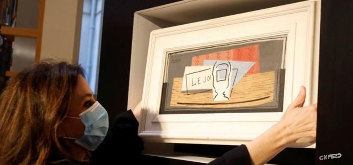 İtalyan Kadın, 1 Milyon Euro Değerinde Picasso Tablosunu Çekiliş ile Kazandı!