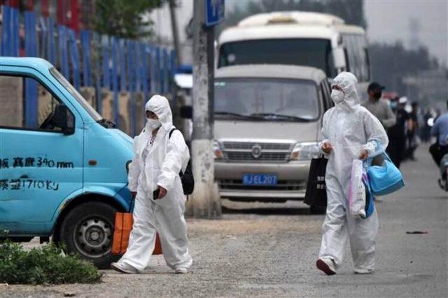 Çin'de 2. Koronavirüs Dalgası!
