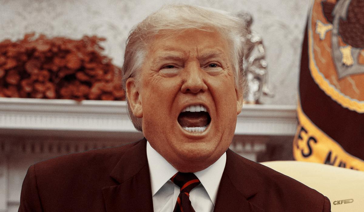 Donald Trump'tan Protesto Açıklaması Geldi!