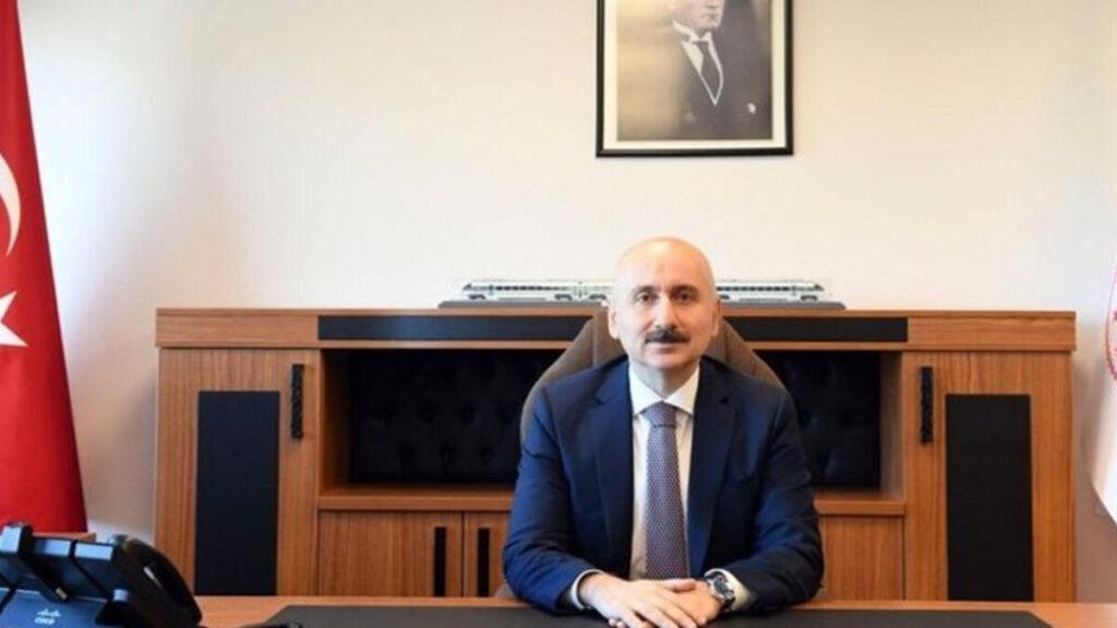 Türkiye Cumhuriyeti Ulaştırma ve Altyapı Bakanı Adil Karaismailoğlu