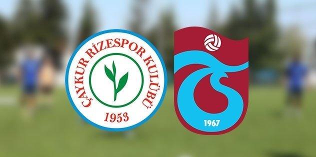 Çaykur Rizespor ve Trabzonspor logoları - CKFeed Futbol Haberleri