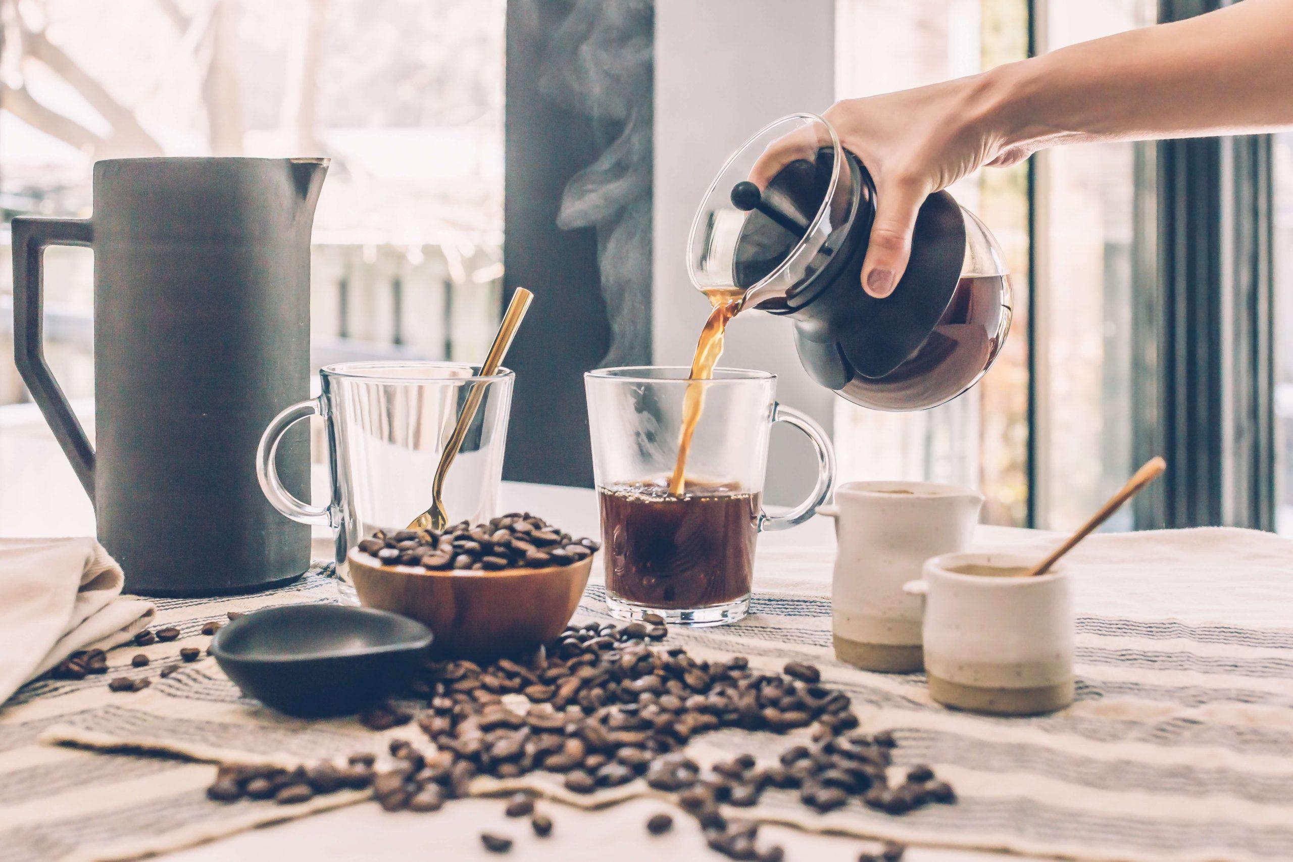 French Press'te Starbucks Paket Kahveleri Nasıl Hazırlanır?