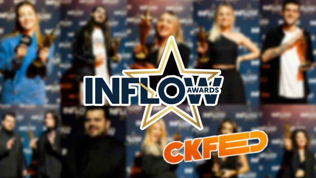 INFLOW Awards'20 Ödülleri Sahiplerini Buldu